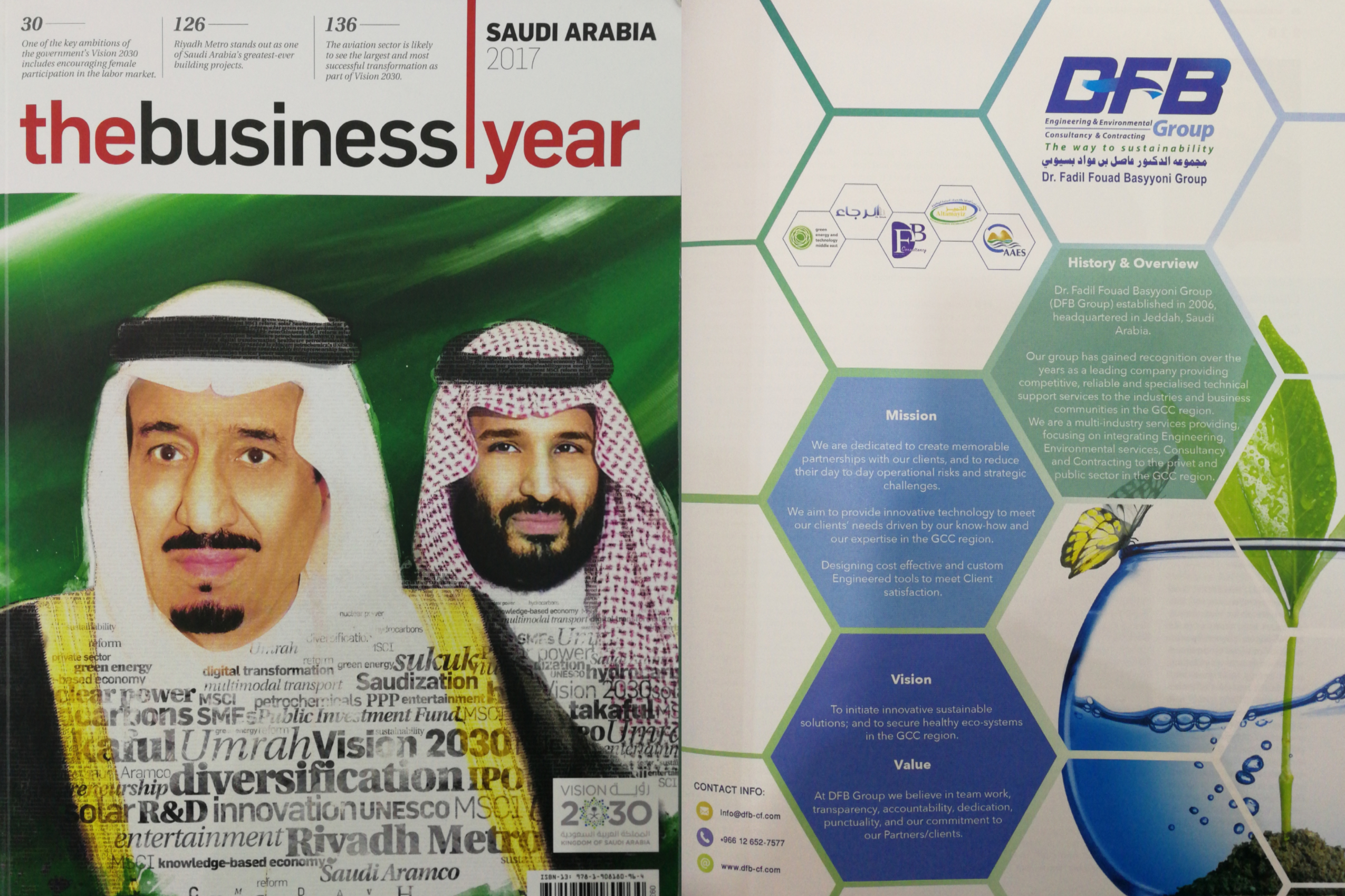 The Business Year Interview 2017
